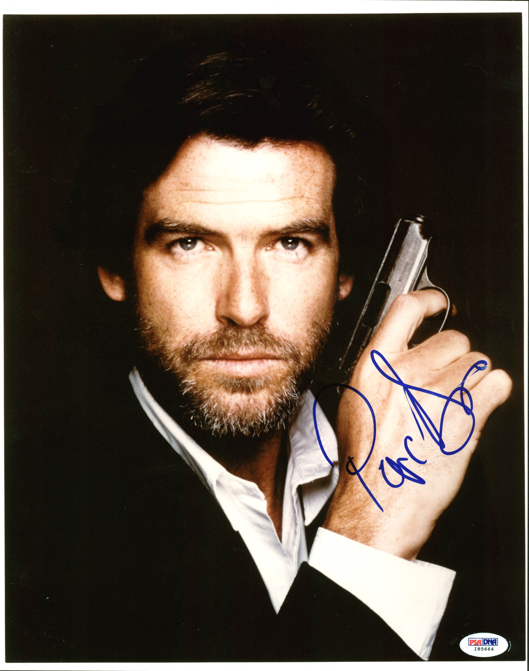 Pierce Brosnan James Bond 007 Authentic Signed 11X14 Photo PSA/DNA #I85664